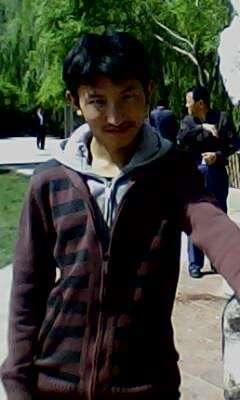 藏族帅哥照片