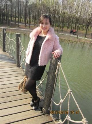 安梓馨 商务模特