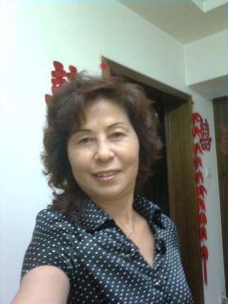 60岁丧偶女征婚照片(id:51592161)