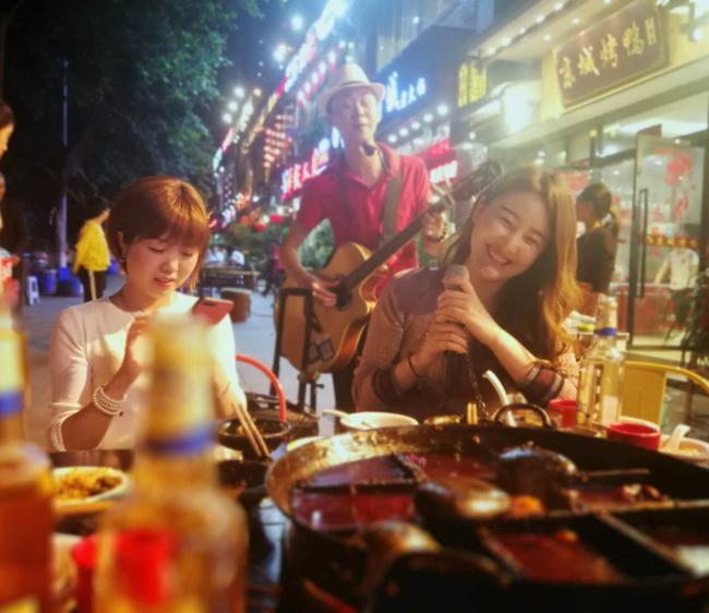 重庆女孩照片